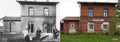 Czadrów dawniej i dziś – Zobacz jak wyglądały te same miejsca w Czadrowie wiele lat wcześniej i wyglądają obecnie