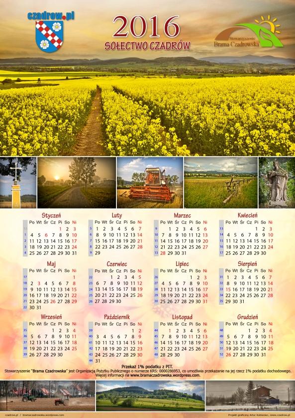 kalendarz2016czadrowA3